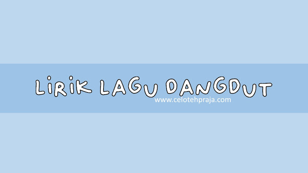Ati Sing Liyo Lirik Lagu Dangdut, Happy Asmara