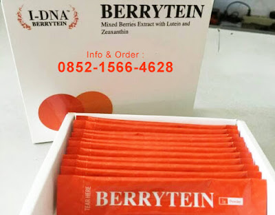 I-DNA Berrytein Firaxis Indonesia Solusi Kesehatan Mata