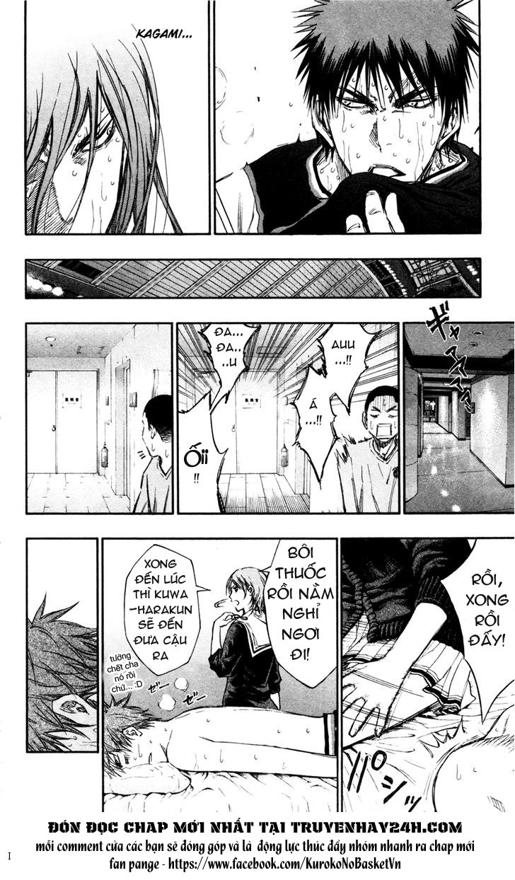 Kuroko No Basket chap 163 trang 14