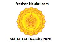 MAHA TAIT Result