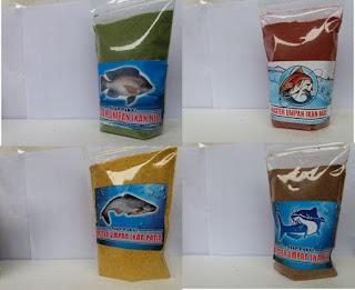 Produk Master Umpan Ikan