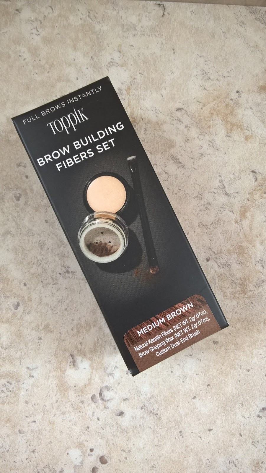Toppik Brow Building Fibers Set - Beauty - motherdistracted.co.uk