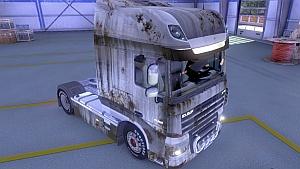 DAF Rust skin by CS