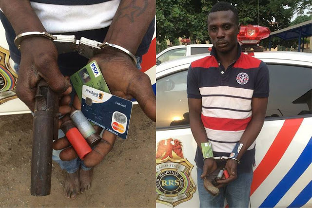 We have robbed 35 people-ATM-aboding robber