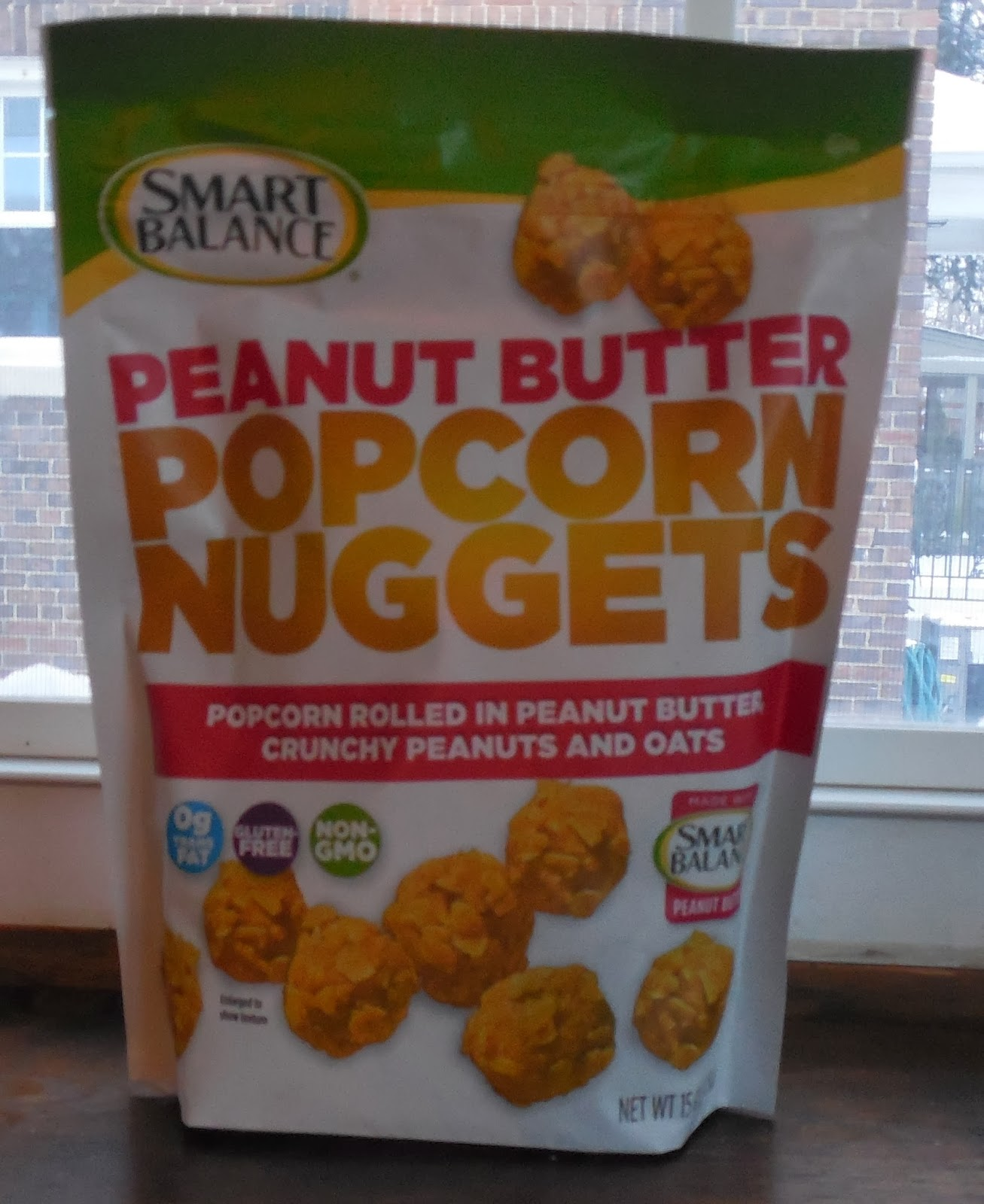 Smart Balance Peanut Butter Popcorn Nuggets