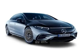 مرسيدس eqs 2022 .مرسيدس كهرباء 2022 .Mercedes EQS 2022