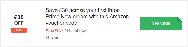 New Amazon Voucher codes Updates