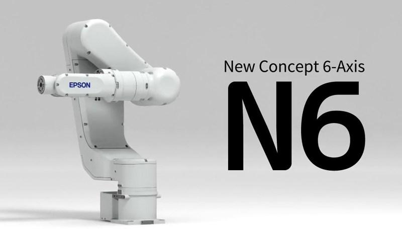 Epson desarrolla un sistema para gestionar varios robots Epson en forma simultánea