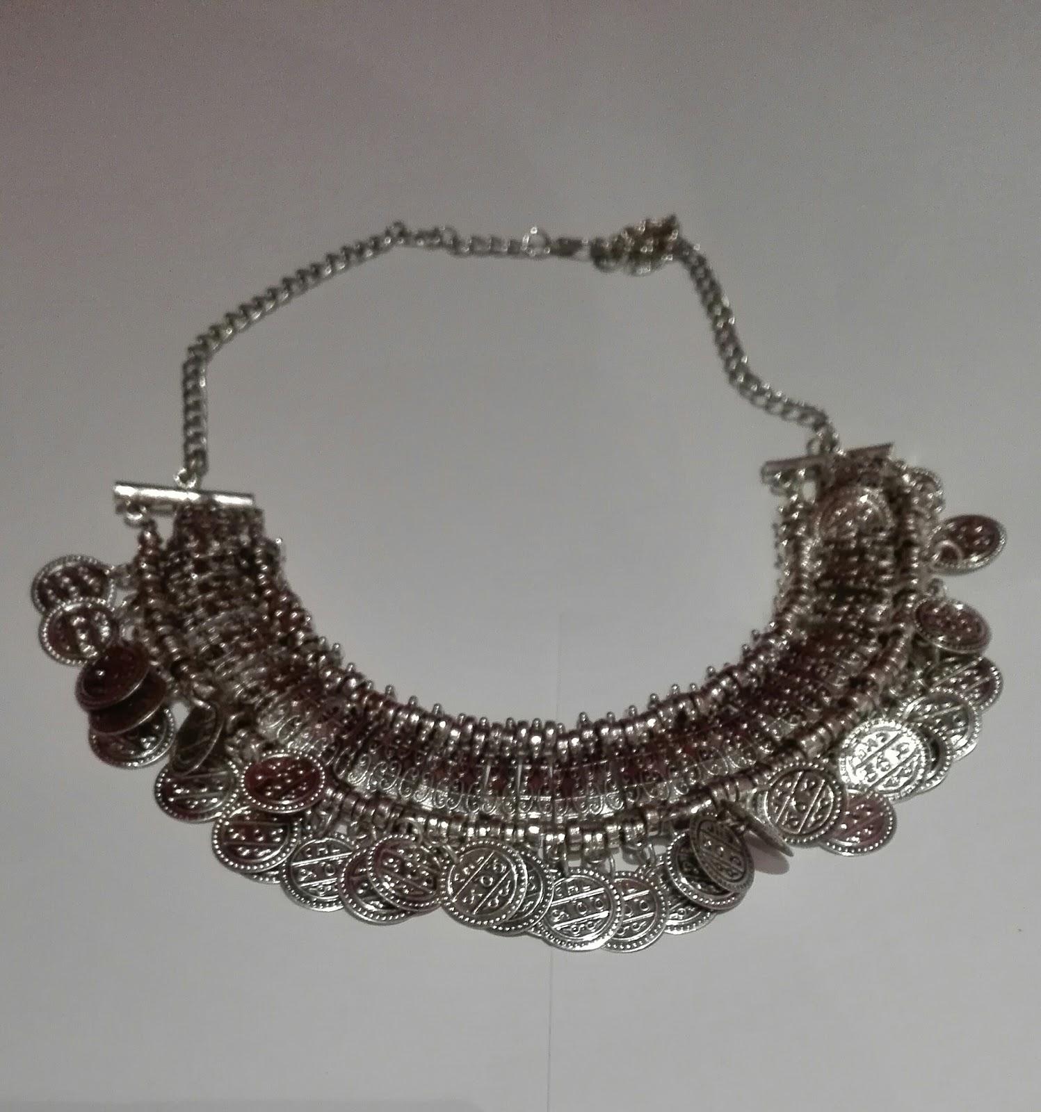 Collar wish Collar plata