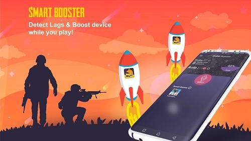Thiết đặt Game Booster là chọn lựa đơn giản nhất suport giảm Ping trong vòng PUBG Mobile