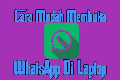 2 Cara Mudah Menggunakan WhatsApp di PC Terbaru!