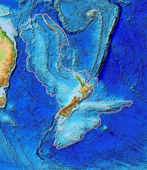 """Bí ẩn về """"lục địa thứ 8"""" đã được chứng minh hình thành 1 tỉ năm trước"""