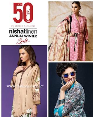 Nishat Winter 18