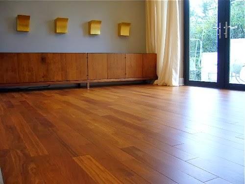 cara merawat lantai kayu