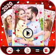 Download Valentine's Day Video Maker Android & iOS App