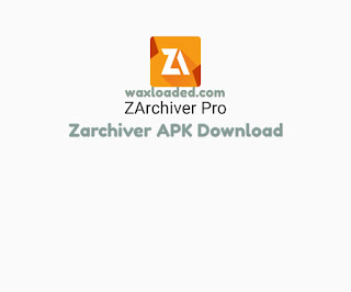 Zarchiver Pro APK for Android