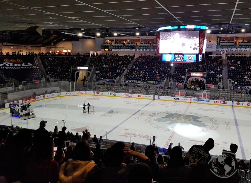 Hokej, NBA, baseball - Toronto na sportowo