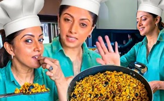 Nadhiya's Special Mixture Making Recipe! Don't Miss