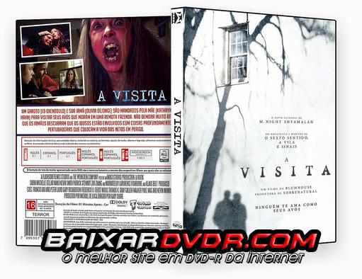 A VISITA (2016) DUAL AUDIO DVD-R OFICIAL