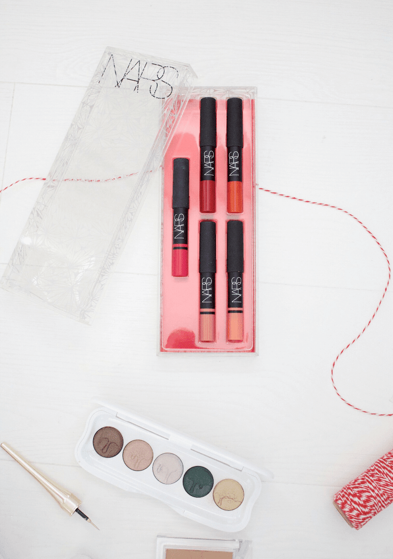 Nars lip pencil collection review
