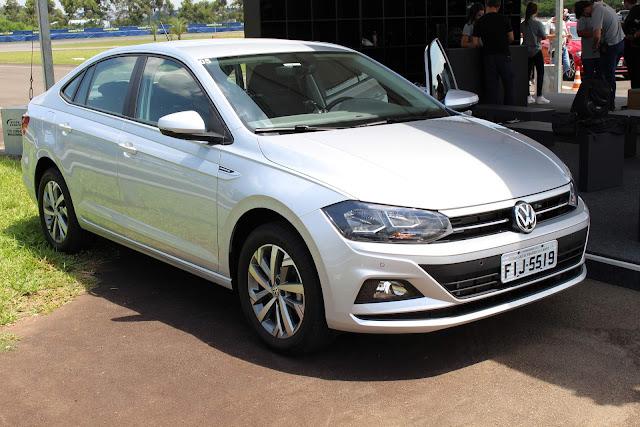 VW Virtus: um sedã médio com preço de compacto