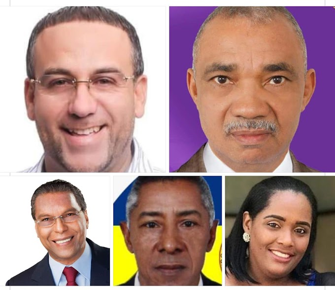 Señores candidatos a alcalde por LMF: