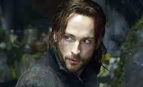 Tom Mison of Sleepy Hollow
