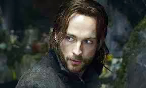 Tom Mison of Sleepy Hollow