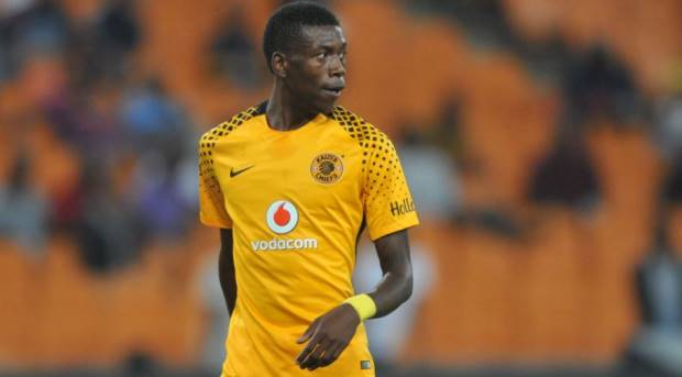 Kaizer Chiefs defender Teenage Hadebe