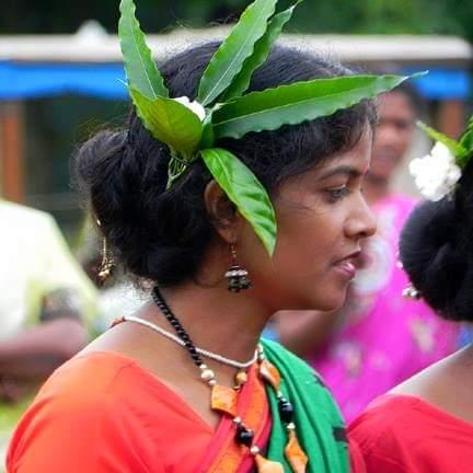 Tribal women photo