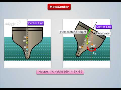 Metacenter Definition | Fluid Mechanics