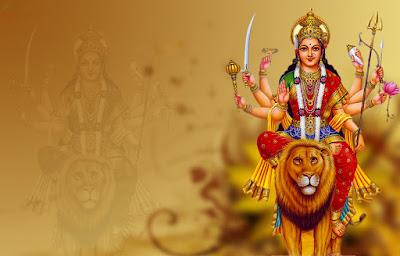 Latest 2020 Maa Durga HD Wallpaper