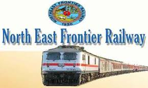 Northeast Frontier Railway Recruitment.