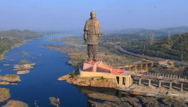 India's 'Statue of Unity' on OLX for coronavirus donations