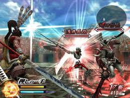 Sengoku Basara 2 Heroes PS2