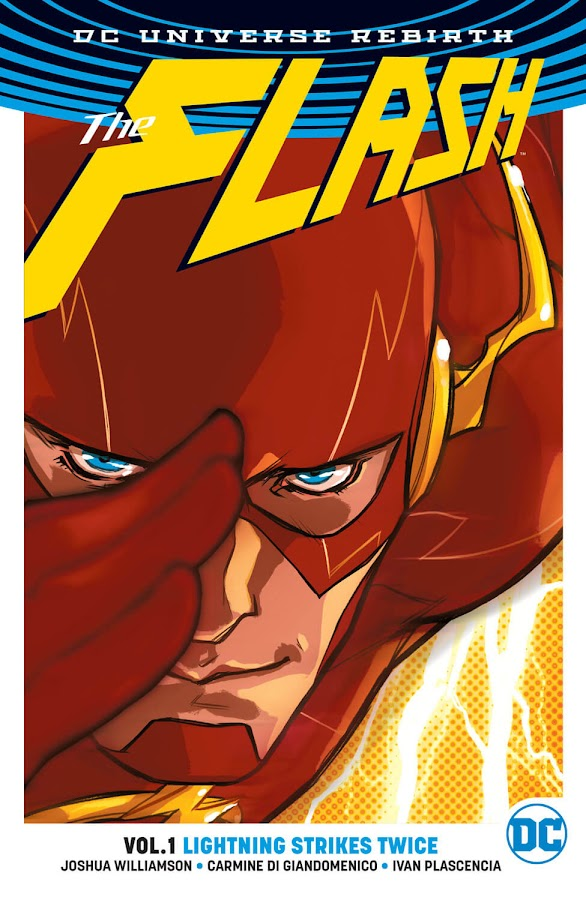dc rebirth flash dc comics