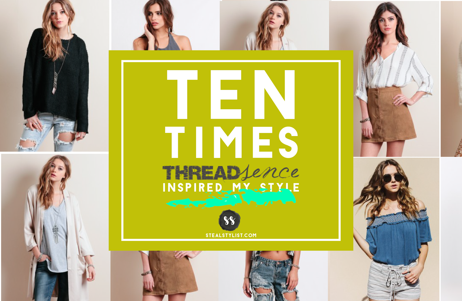10 times Threadsence inspired my personal style