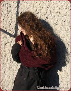 diy-tutorial-szal-szalik-komin-szycie-przeróbka-ciuchy-ubrania-sewing-shawl