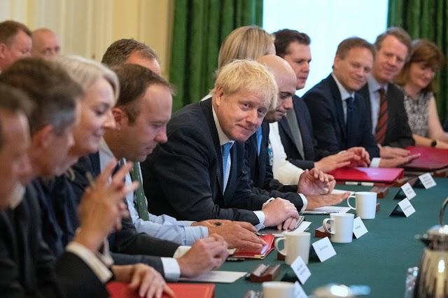 UK: Boris Johnson Promises, Promises... Show us the money!