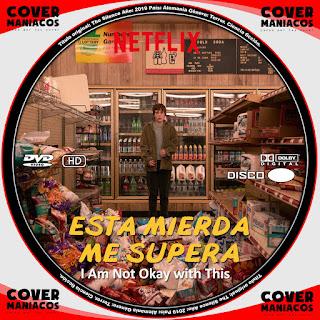 GALLETA ESTA MIERDA ME SUPERA - I AM NOT OKAY WITH THIS 2020[COVER DVD]