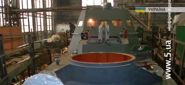 Муженко та Гайдук перевірили готовність броньованих катерів Гюрза-М