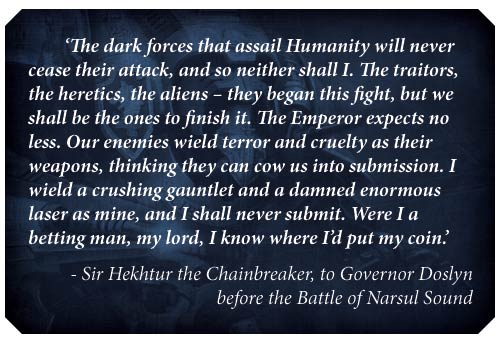 Sir Hekhtur Chainbreaker