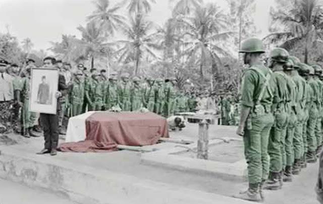 Wafatnya Soekarno
