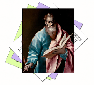 hymn suggestions for the feast of St Matthew