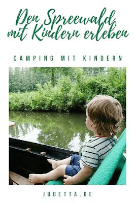 Campingplätze im Spreewald in Brandenburg