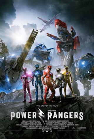 Power Rangers [2017] [DVD9] [NTSC] [Latino]