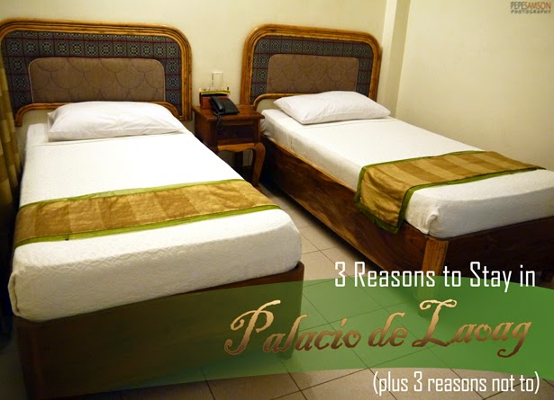 3 Reasons to Stay in Palacio de Laoag (plus 3 Reasons Not to)