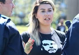 Sara Winter é presa em Presídio Feminino em Brasília; Namorado também é preso