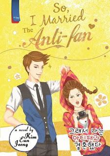 so i married the antifan novel