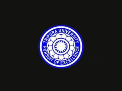 Tripura University Recruitment 2019 - 01 Post of Research Assistant